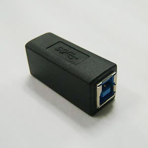 GS-1143 USB 3.0 B F TO B F ADAPTOR