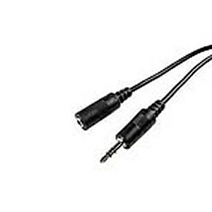 GS-1203 Cable, Stereo, 3.5mm