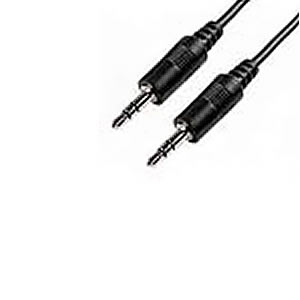 GS-1204 Cable, Stereo, 3.5mm