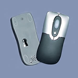 Skype Mini Optical Mouse